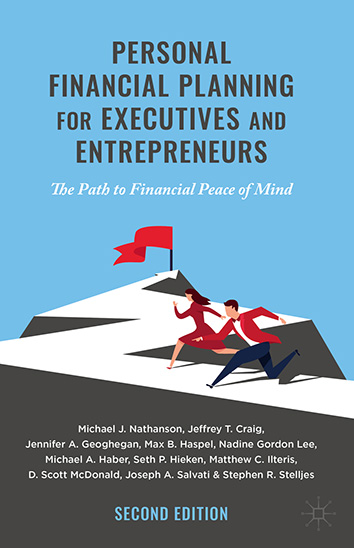 Personal Financial Planning for Executives and Entrepreneurs: The Path to Financial Peace of Mind cover photo